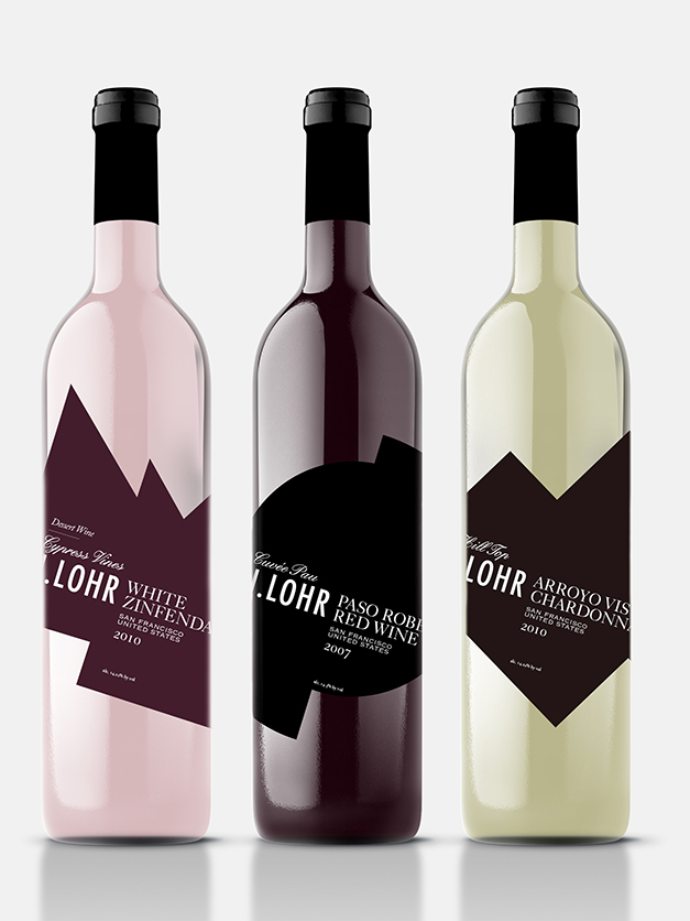 Randi Giles - Wine Bottle Design