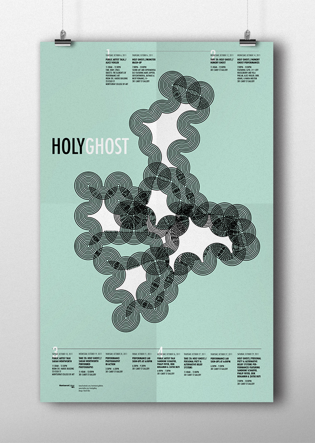 Holy Ghost Poster Version 2