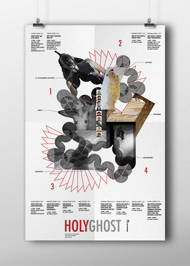 Holy Ghost Poster Version 1